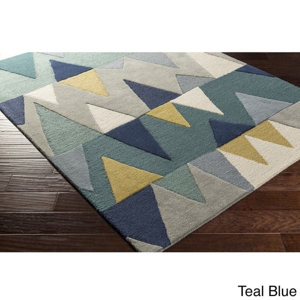 Carson Carrington Ackas Hand Tufted Wool Area Rug On Sale Overstock 11118745