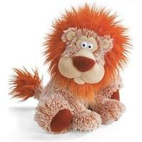 Gund Hairoids Dust Mop Lion Stuffed Animal - Orange