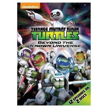 Teenage Mutant Ninja Turtles: Beyond the Known [DVD]
