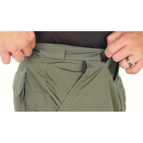 Tru-Spec Men's 24-7 Series Original Tactical Pant, Black,, Black, Size 38W x 32L - 38W x 32L