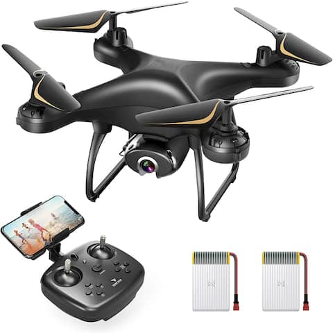 1080P Drone with Camera for Adults 1080P HD Live Video Camera Drone - 1080P HD