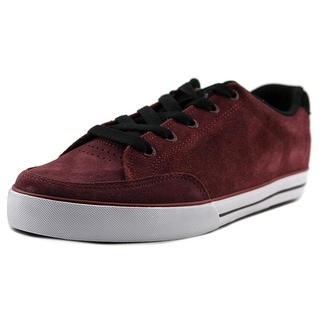 Circa Lopez 50 Slim Round Toe Suede Sneakers