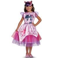 Disguise Twilight Sparkle Movie Classic Toddler/Child Costume - Purple