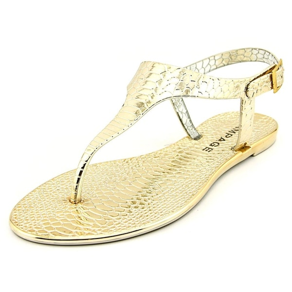 Rampage Oliver   Open Toe Synthetic  Thong Sandal