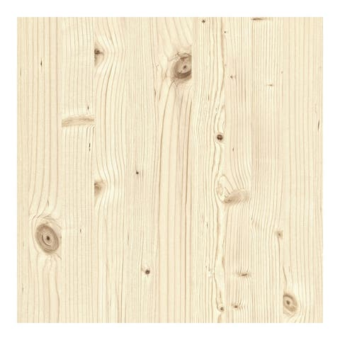 Uinta Cream Wooden Planks Wallpaper - 20.5 x 396 x 0.025