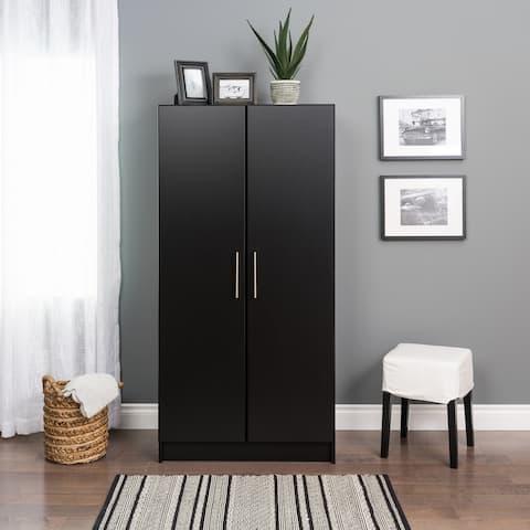 Prepac Elite 32-inch Wardrobe Cabinet - 32 Inch