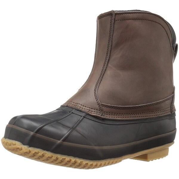 Waterproof Slip-on Duck Boot