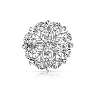Bling Jewelry Vintage Style CZ Flower Pin Heart Brooch Rhodium Plated|https://ak1.ostkcdn.com/images/products/is/images/direct/d87051d352b917f256ba2b2b72c52a6833d06355/Bling-Jewelry-Vintage-Style-CZ-Flower-Pin-Heart-Brooch-Rhodium-Plated.jpg?impolicy=medium