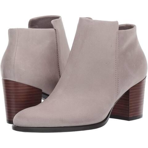 ECCO Women's Shoes Shape 55 Closed Toe Ankle Fashion Boots