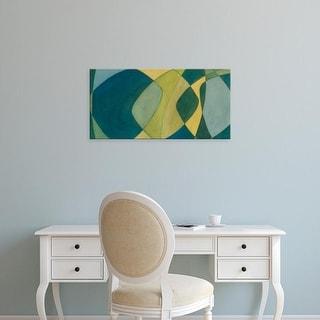 Easy Art Prints Renée W. Stramel's 'Allegheny I' Premium Canvas Art