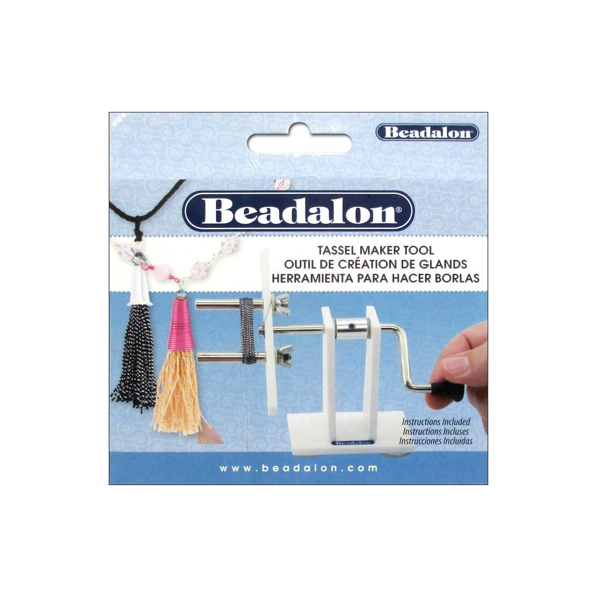 Beadalon 216S-290 Tincup Knotter Tool,