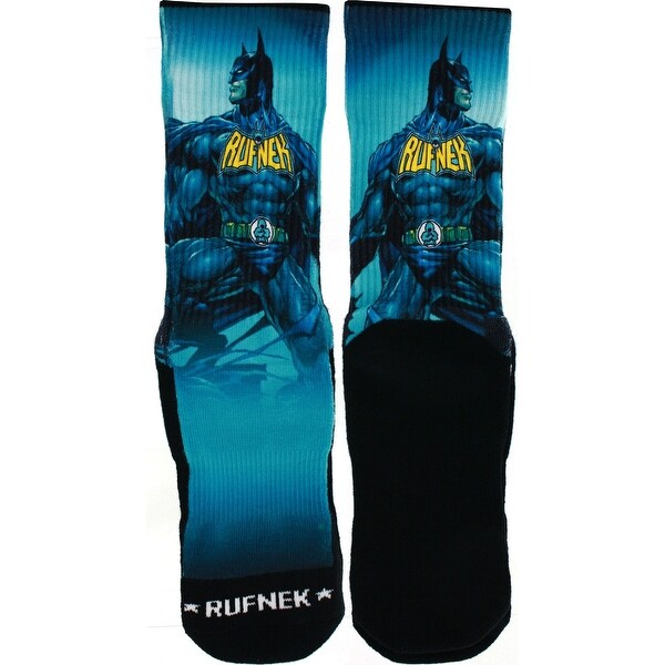 Rufnek Batman Dark Knight Men's Socks