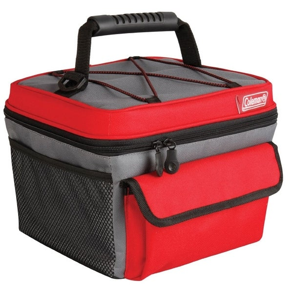Coleman 2000013734 10-Can Rugged Lunch Cooler