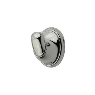 Elements of Design EBA627C Single Hook Robe Hook from the Metro Collection - n/a