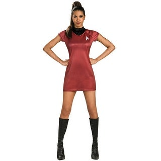 Rubies Uhura Adult Costume - Red