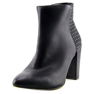 Jessica Simpson Zerellah Women Round Toe Synthetic Black Ankle Boot