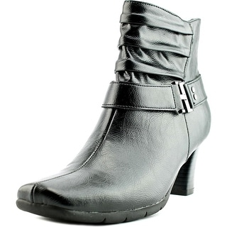 A2 By Aerosoles Common Ground Square Toe Synthetic Ankle Boot