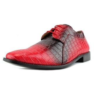 Giorgio Brutini Heaton Round Toe Synthetic Loafer