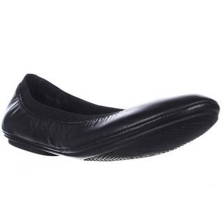 Bandolino Edition Ballet Flats, Black Multi Leather
