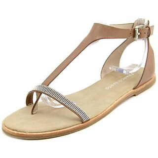 Franco Sarto Mighty Women Open Toe Leather Sandals