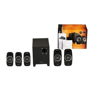 Creative Inspire T6300 5.1 Multimedia Speaker System