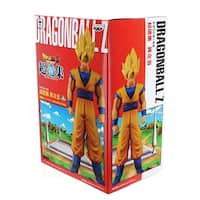 "Dragon Ball Z 5.9"" Chozousyu Collectible Figure: Super Saiyan Son Goku - multi"