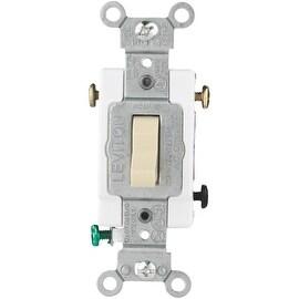 Leviton Iv 3-Way Grnd Switch