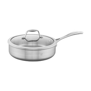 ZWILLING Spirit 3-ply Stainless Steel Saute Pan - STAINLESS STEEL