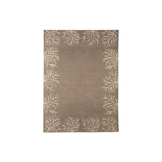 Kierin Brown Rug R400321 - Large Kierin Brown Rug