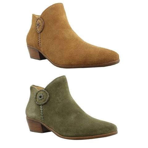 d869acd94 Jack Rogers Womens Peyton Ankle Boots. Was. $32.59. $6.52 OFF. Sale $26.07