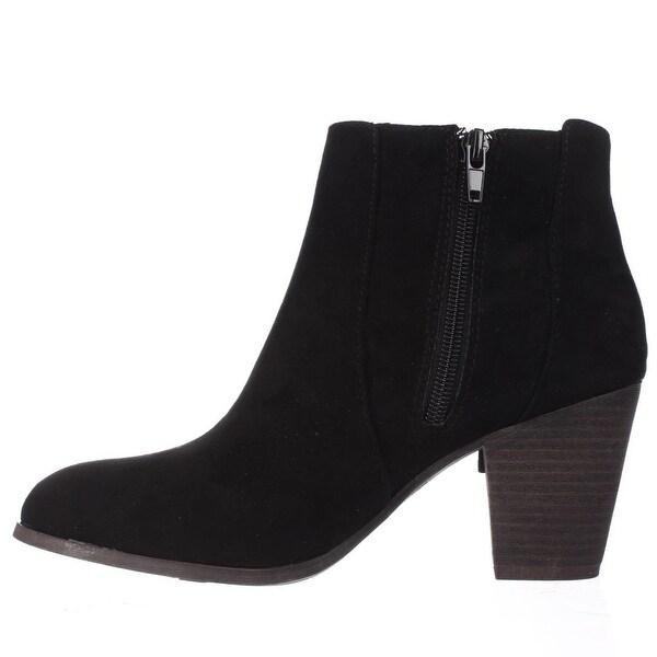 Fergalicious Womens Clover Closed Toe Ankle Fashion Boots