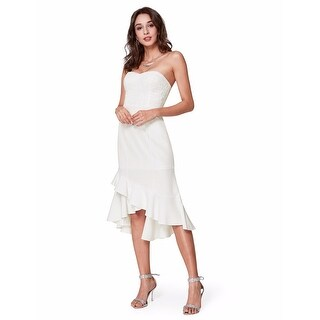 Ever-Pretty Elegant Strapless Women Bridesmaid Dresses 05988