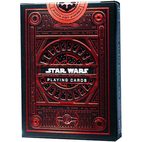 Star Wars Dark Side Playing Cards - Multi