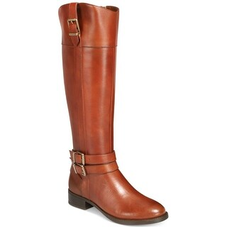 Link to INC International Concepts Womens Frankll Leather Closed Toe Knee High Fashio... Similar Items in Women's Shoes