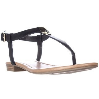 Link to Style & Co. Womens Baileyy Open Toe Casual Ankle Strap Sandals Similar Items in Women's Shoes