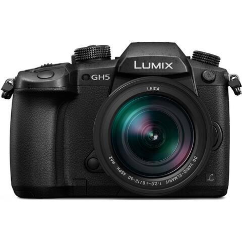 Panasonic Lumix DC-GH5LK with Leica DG 12-60mm LENS
