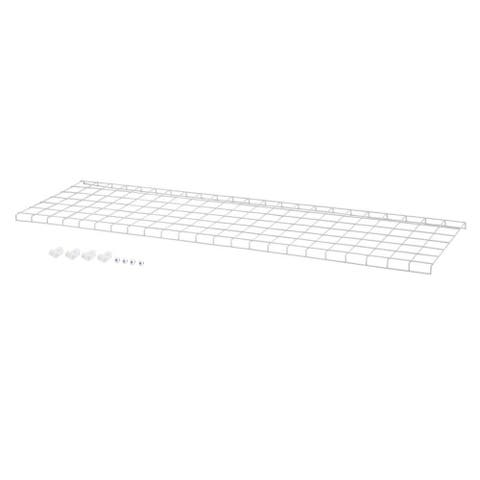 """Westinghouse 636366911 46"""" Wide Steel Wire Guard for Westinghouse 63636 and 6363 - White"""