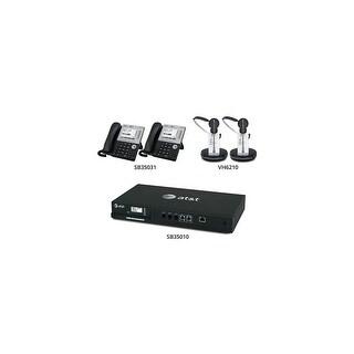 AT&T SB35010 plus 2x SB35031 plus 2x VH6210 Analog Gateway