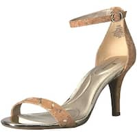 Bandolino Womens Madia Open Toe Ankle Strap D-orsay Pumps