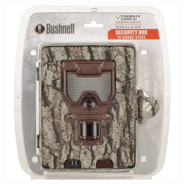 Bushnell Wireless Cam Secrty Box,Tree Bark Camo,CP - 119855C