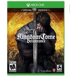 Square Enix - D1394 - Kingdom Come Deliverance Xb1