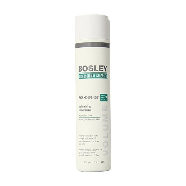 Bosley Bosdefense Conditioner For Non Color-Treated Hair - 10.1 Oz