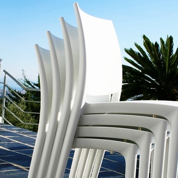Maya Chair (Set of 2) - White