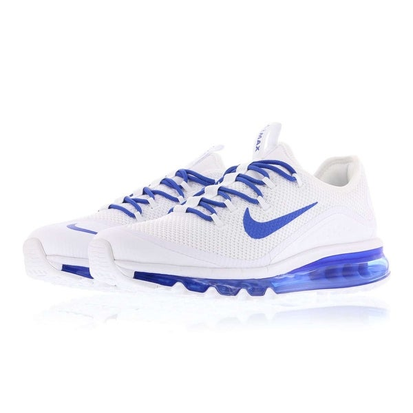 e7a93f551ff Shop Nike Mens Air Max More Low Top Lace Up Running Sneaker - 14 ...
