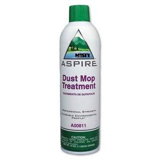 20 oz Aspire Dust Mop Treatment, Lemon Scent Aerosol Can - 12
