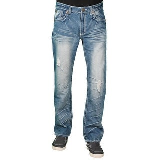 Parish Nation Young Men's Medium Stonewash Fashion Jeans (4 options available)