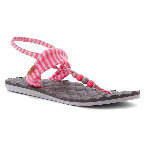 Freewaters Womens Riviera-Print Sandal Footwear - 7