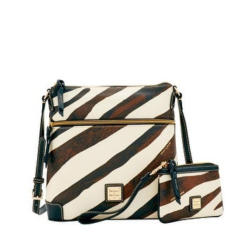 Dooney & Bourke Serengeti Crossbody & Medium Wristlet (Introduced by Dooney & Bourke at $248 in Aug 2017)