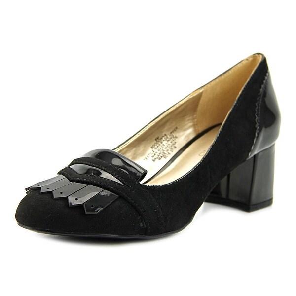 Bandolino Odonna Round Toe Synthetic Heels