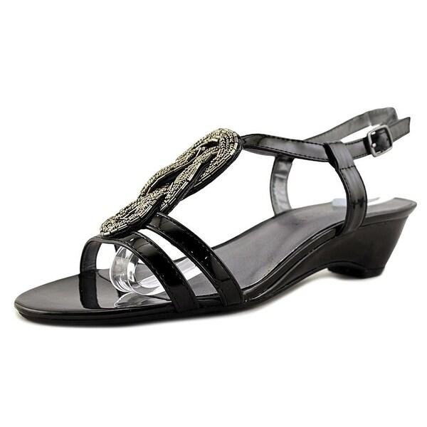 Karen Scott Womens Clemm Open Toe Casual Slingback Sandals